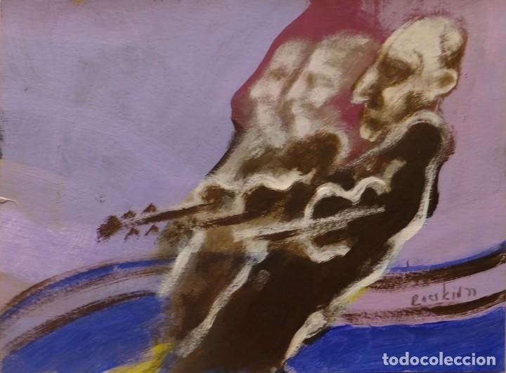 ABEL RASSKIN. OBRA GRÁFICA. (Arte - Pintura - Pintura al Óleo Contemporánea )