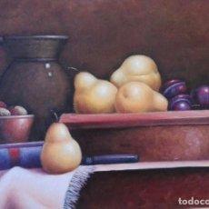 Arte: BODEGON OLEO. Lote 89000456