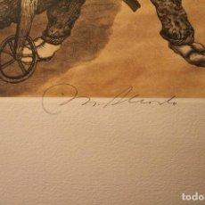 Arte: MANUEL ALCORLO. OBRA GRÁFICA.. Lote 87122248