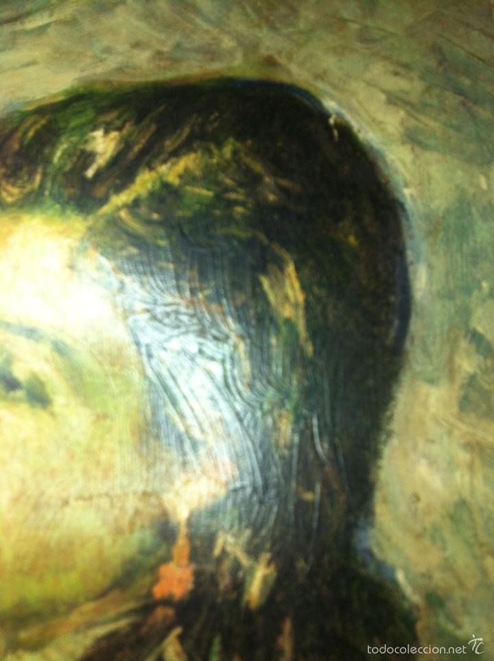 Arte: Pintura lámina copia con barniz - Foto 3 - 90788385