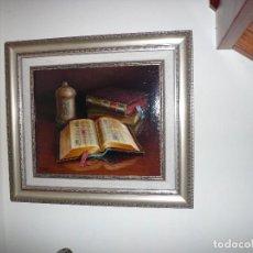 Arte: FLORENCIO BARANDIARAN MAZA (FUENTESMUR) 55X46CM. Lote 90901905