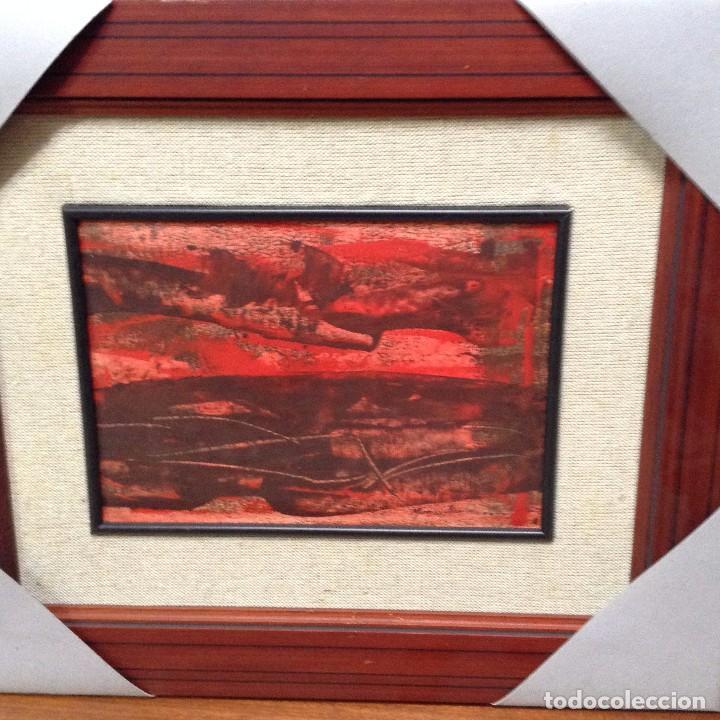 pedro marcos bustamante -tierras rojizas - 46 x - Comprar Pintura al ...