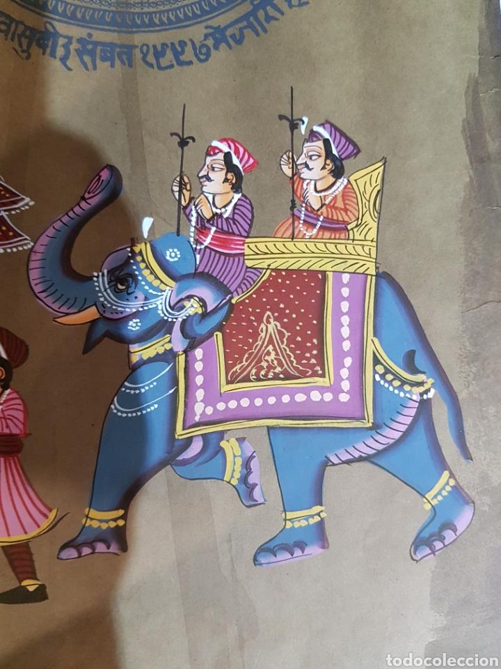 Arte: Pintura indu - Foto 4 - 91251074