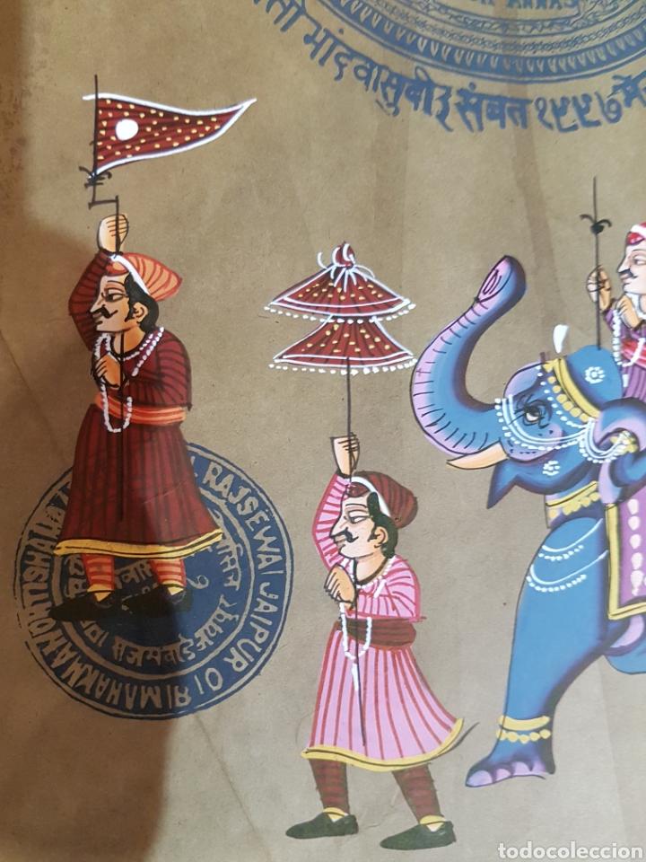 Arte: Pintura indu - Foto 5 - 91251074