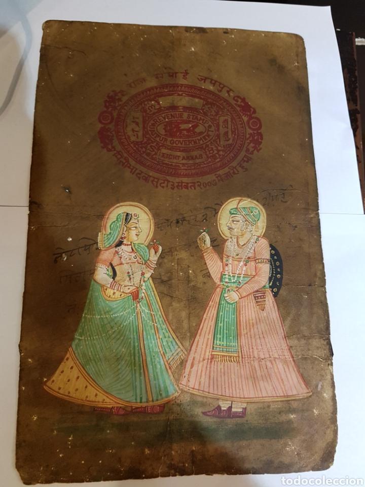 PINTURA INDU (Arte - Pintura - Pintura al Óleo Contemporánea )