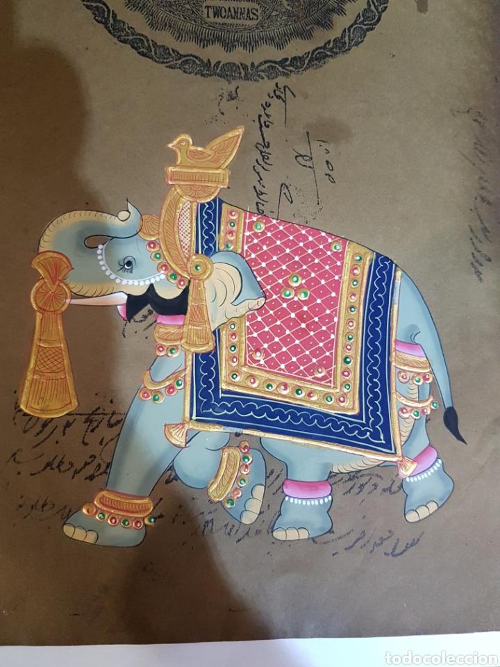 Arte: Pintura indu. - Foto 2 - 91255032
