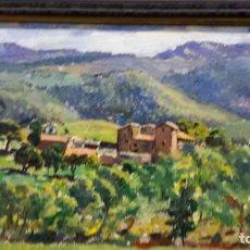 Arte: RAFOLS CULLERES, ALBERT, PINTOR,. Lote 91368115