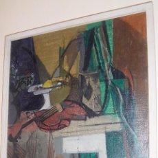 Arte: JOSÉ MORENO VILLA, PINTOR MALAGUEÑO (MÁLAGA, 1887 - CIUDAD DE MÉXICO 1955). Lote 92090115