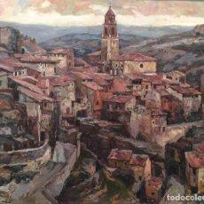 Arte: THEODOSIO MANZANO (1933). Lote 92723780