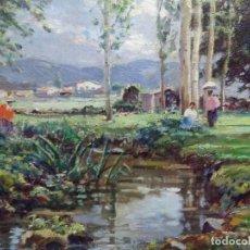 Arte: MARCILLACH I CODONY, JOAQUIM, ( 1905-1986 ) PINTOR AL OLEO.. Lote 92724210