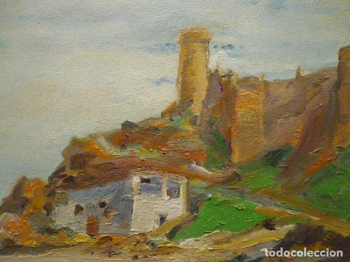 Arte: TOSSA DE MAR POR DOMENECH CARLES (1888-1962) - Foto 3 - 92924995