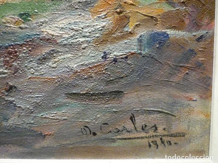 Arte: TOSSA DE MAR POR DOMENECH CARLES (1888-1962) - Foto 6 - 92924995