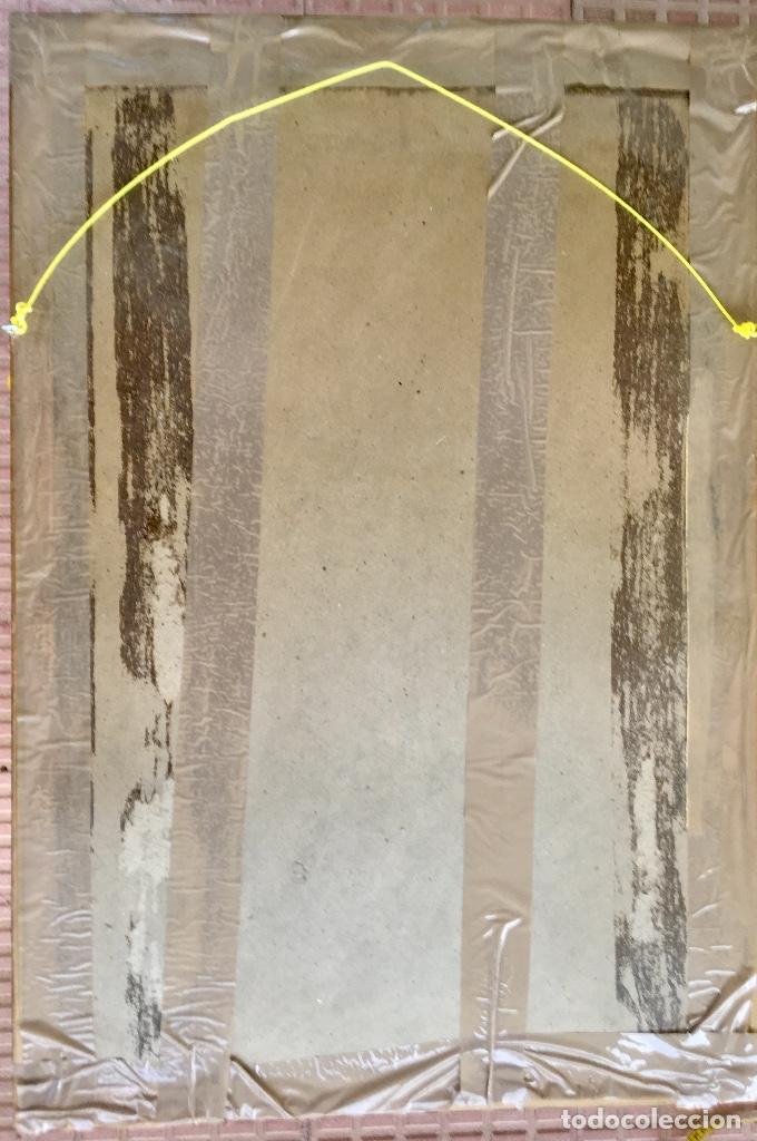 Arte: Cuadro al oleo maria joaquina cortinas escuela gutierrez navas retrato mujer enmarcado y con cristal - Foto 15 - 93251455