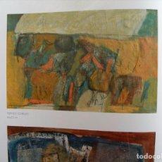 Arte - PRECIOSA OBRA DE SILVIA GOLTZMAN - TEJIENDO ESTRELLAS - TECNICA MIXTA SOBRE LIENZO CATALOGADA - 94033045