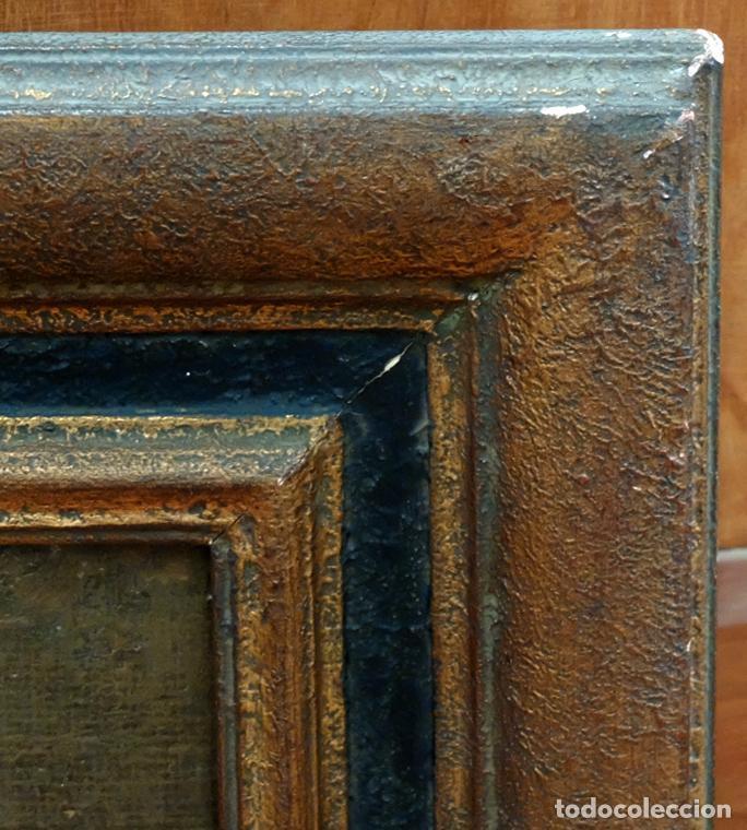 Arte: ESCUELA ESPAÑOLA SIGLO XVIII. OLEO EN TELA ARPILLERA. PIEDAD. CON INFORME DE RAMON TRIADO - Foto 6 - 94298178