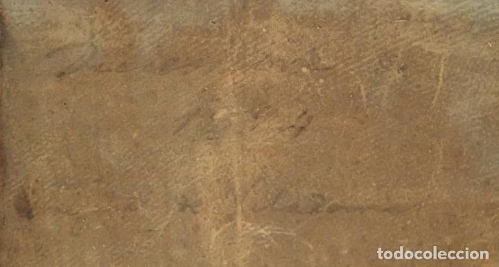 Arte: ESCUELA ESPAÑOLA SIGLO XVIII. OLEO EN TELA ARPILLERA. PIEDAD. CON INFORME DE RAMON TRIADO - Foto 8 - 94298178