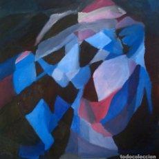Arte: GLASS MATTER - OLEO EN LIENZO - EXPRESIONISMO ABSTRACTO CUBISMO. Lote 94352994