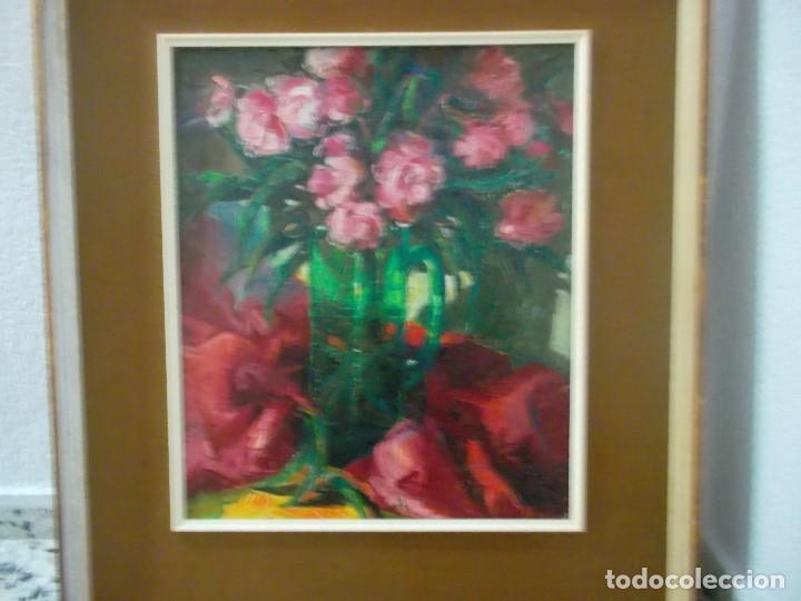 PRECIOSA OBRA DEL PINTOR ALICANTINO FERNANDO SORIA (Arte - Pintura - Pintura al Óleo Moderna siglo XIX)