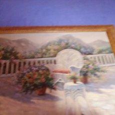 Arte: 3 CUADROS DEL PINTOR K.HARRISON. Lote 95035595