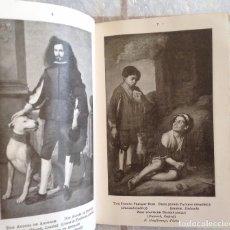 Arte: AÑO 1907 * OBRAS MAESTRA DE MURILLO * 59 FOTOGRABADOS A TODA PAGINA * IMPRESO EN INGLATERRA. Lote 95403367