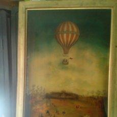 Arte: ANTIGUO CUADRO PINTURA SIGLO XIX O XVIII?. Lote 95885248