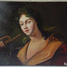 Arte: CUADRO ESCUELA FRANCESA SIGLO XVIII. LA RENOMMÉE. Lote 96009839
