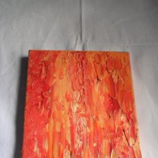 Arte: TRES PINTURAS, TRES COLORES.. Lote 96096271