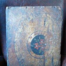 Arte: TABLA DE ARTESONADO,DECORADA AL TEMPLE S:XIV AL S:XV.. Lote 96215951