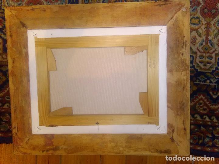 Arte: Cuadro óleo cesta de peras - Foto 3 - 96386191