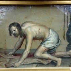Arte: OLEO SOBRE COBRE.ESCUELA HOLANDESA S XVII. Lote 96461186