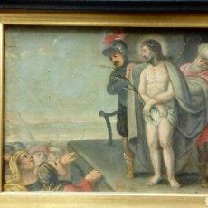 Arte: OLEO SOBRE COBRE.ESCUELA HOLANDESA S XVII. Lote 96461319