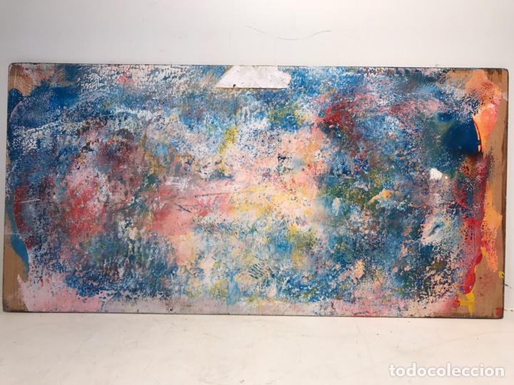 Arte: PAISAJE OLEO SOBRE TABLEX FIRMADO J.LOSAN. - Foto 5 - 96682919