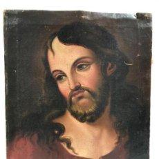 Arte: CRISTO ESCUELA ESPAÑOLA S.XVIII. Lote 96752923