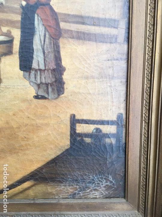 Arte: Óleo sobre lienzo, firmado J.Palmi. Oil on canvas signed J.Palmi. - Foto 2 - 97054327