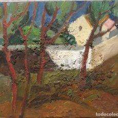 Arte: PAISAJE CIRCULO DE MIQUEL VILLA (1901-88). Lote 97288851