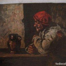 Arte: EXTRAORDINARIA PINTURA AL OLEO. NORTE DE EUROPA. SIGLO 18/19. Lote 97362803