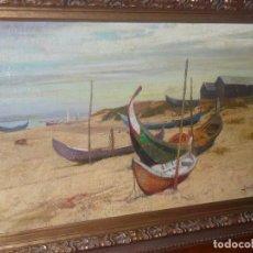 Arte: FELIX BERISTAIN (PLAYA DE PORTUGAL) . Lote 97626875