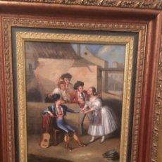 Arte: MANUEL CABRAL BEJARANO. SEVILLA SIGLO XIX. Lote 97646802