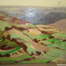 Arte: EZCARAY DAVID CEARS. Lote 97855275