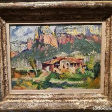 Arte: LA MASIA. MALLORCA. POR TARRASSO (1898-1980). Lote 238724670