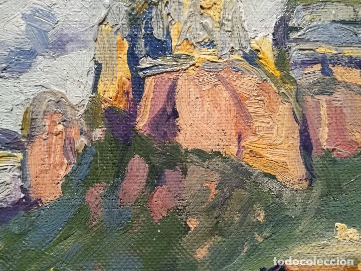 Arte: LA MASIA. MALLORCA. POR TARRASSO (1898-1980) - Foto 3 - 97869443
