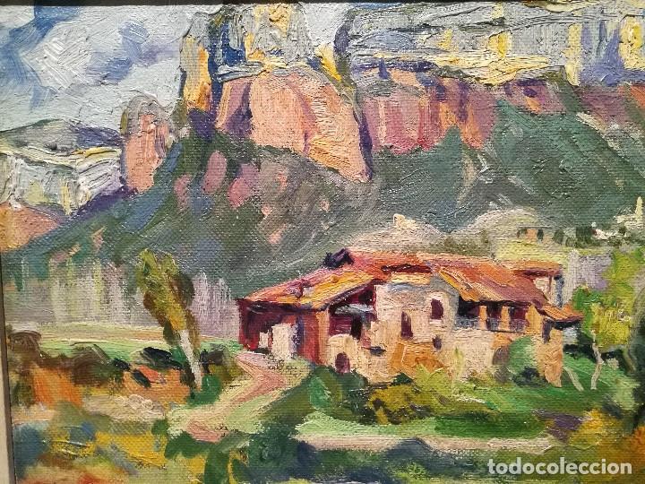 Arte: LA MASIA. MALLORCA. POR TARRASSO (1898-1980) - Foto 4 - 97869443