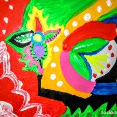 Arte: ABSTRACTO, VIDA UNIVERSAL. Lote 98812635