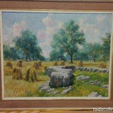 Arte: PAISAJE MALLORQUIN. JOSEP VENTOSA?. Lote 98848227