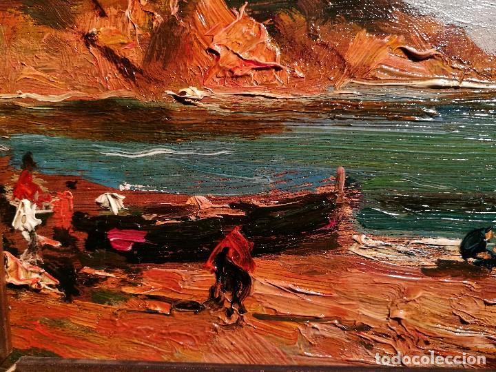 Arte: MARINA POR SEGUNDO MATILLA (1862-1937) - Foto 3 - 99086331