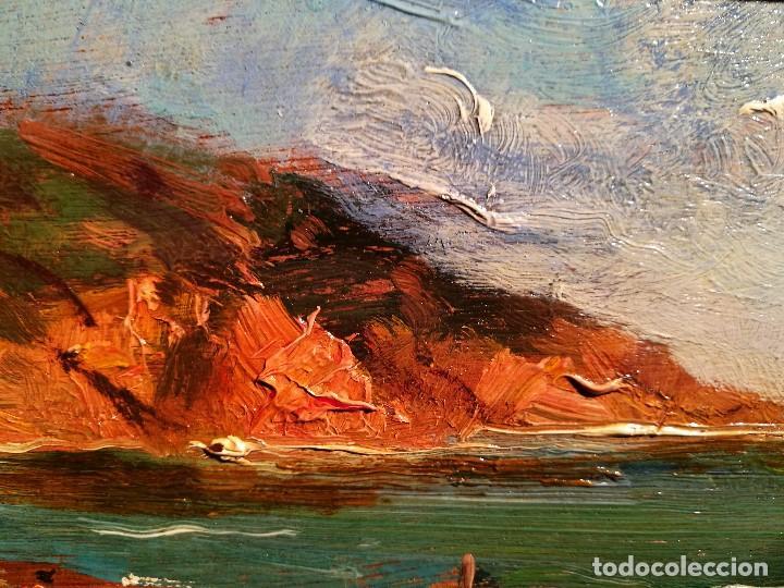 Arte: MARINA POR SEGUNDO MATILLA (1862-1937) - Foto 4 - 99086331