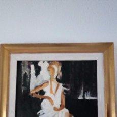 Arte: MUJER ALTA SOCIEDAD SIGLO XX. Lote 99193491
