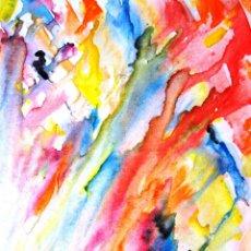 Arte: ALIENTO DE OTOÑO. Lote 99536967