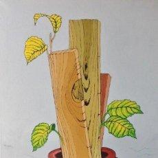 Arte: MARC PÉREZ OLIVÁN - LA REVOLTA.. Lote 99727203