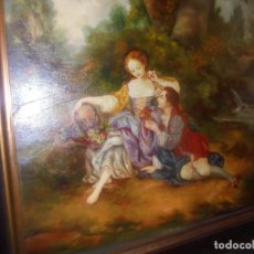 Arte: OLEO SOBRE TABLA .SXVIII -XIX.. Lote 99758655